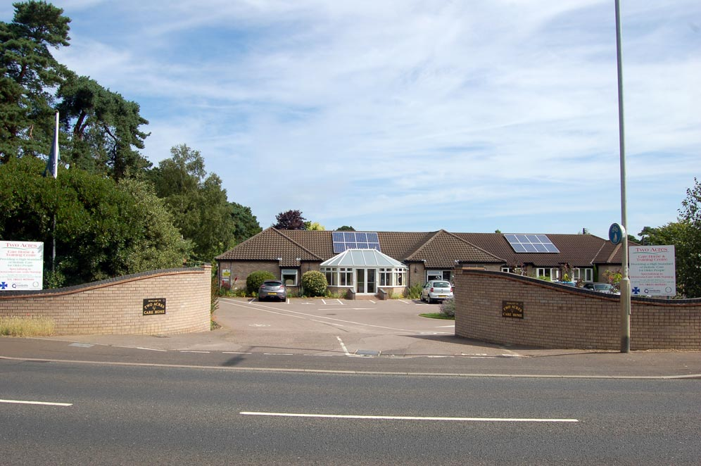 Two Acres Care Home